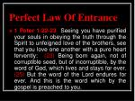 perfect law of entrance2
