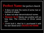 perfect name for perfect church1