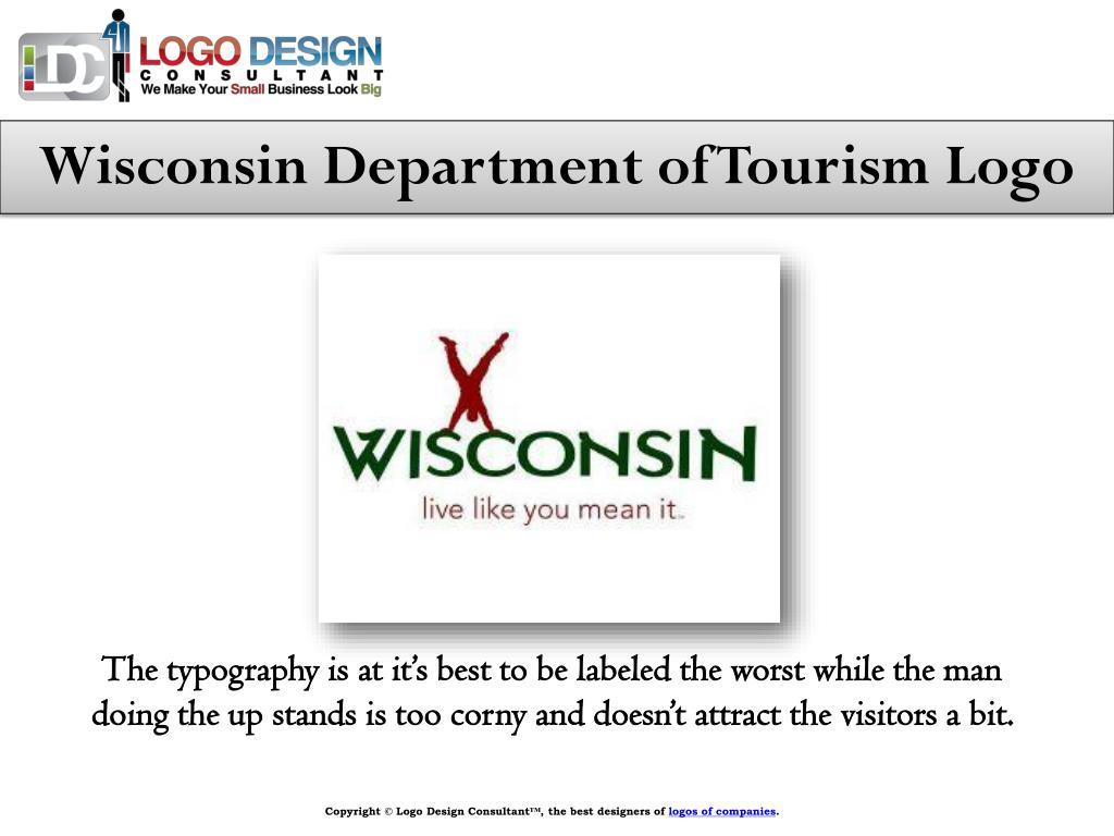 Wisconsin Department of Tourism Logo