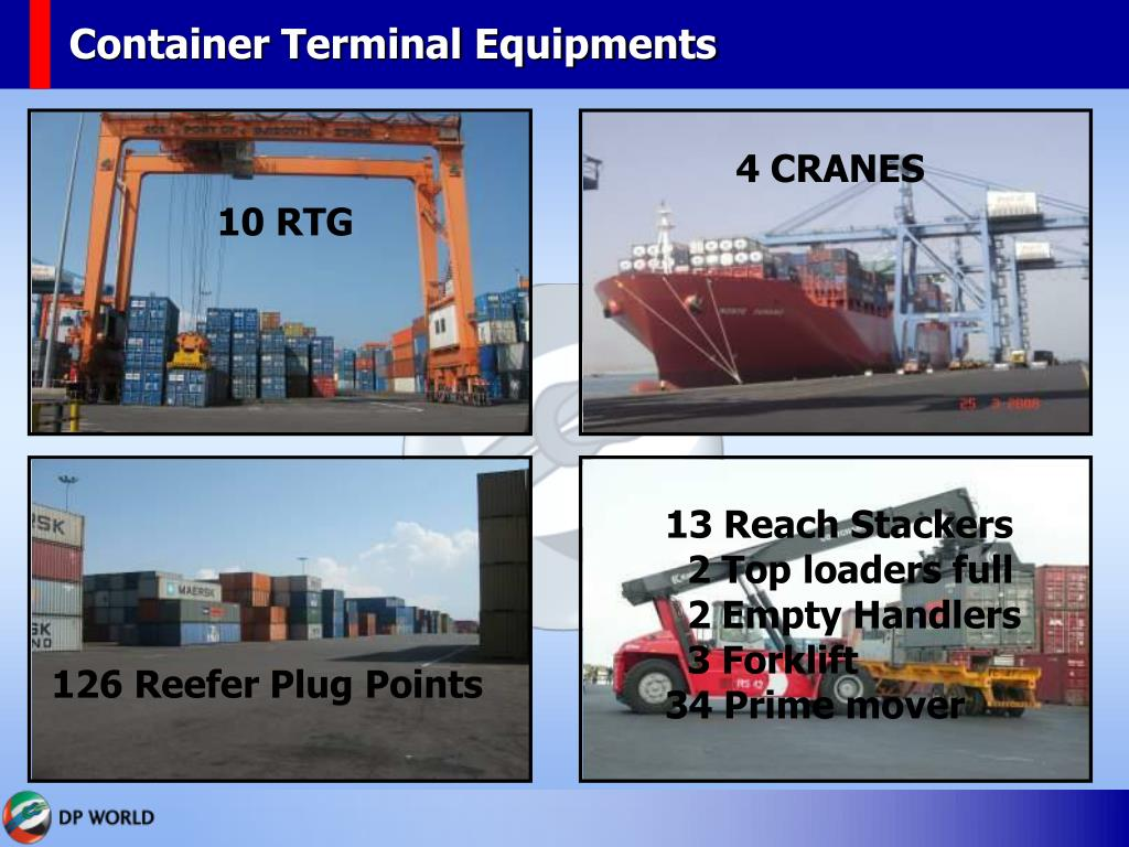 Container Terminal Equipments