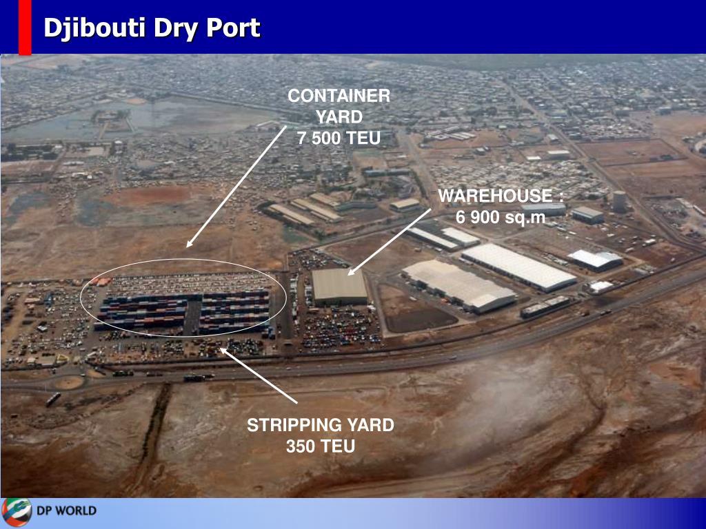 Djibouti Dry Port