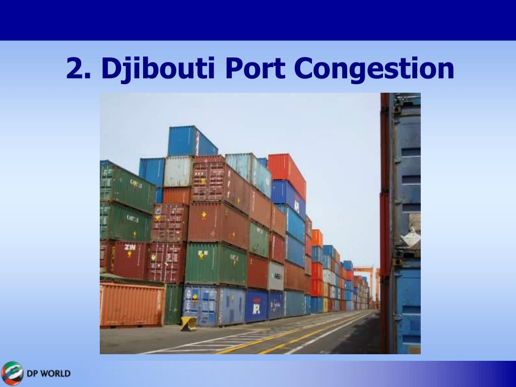 Djibouti Port Congestion