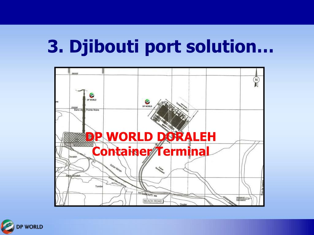 Djibouti port solution…