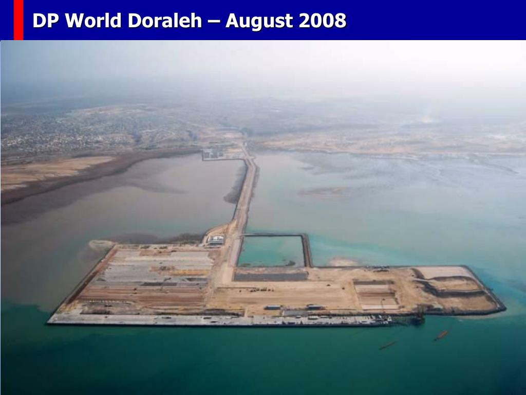 DP World Doraleh – August 2008
