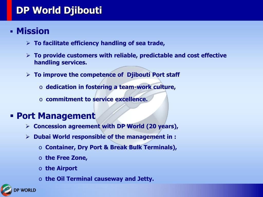 DP World Djibouti