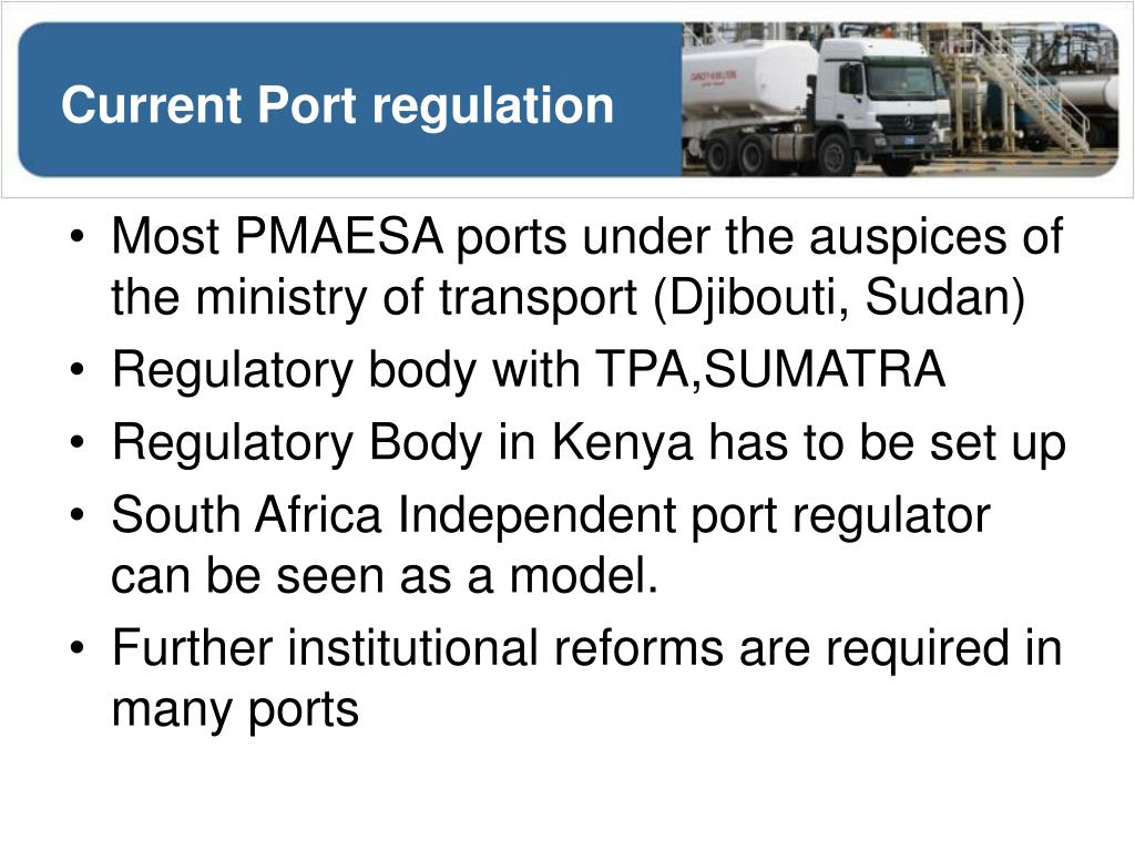 Current Port regulation