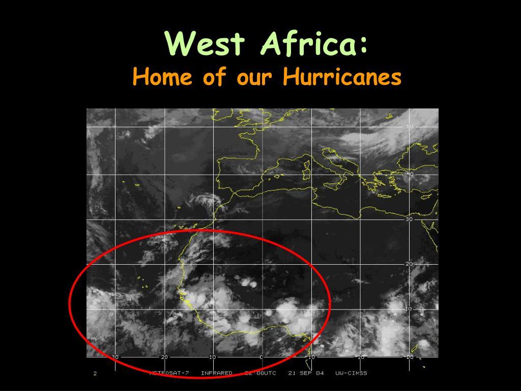 West Africa: