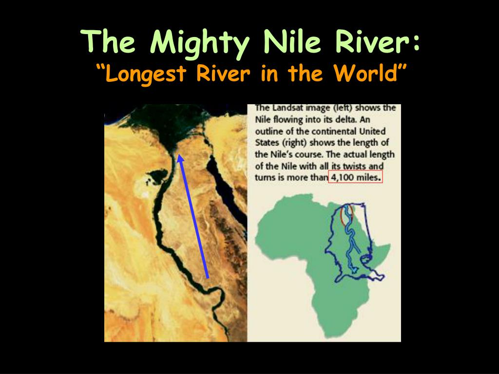 The Mighty Nile River: