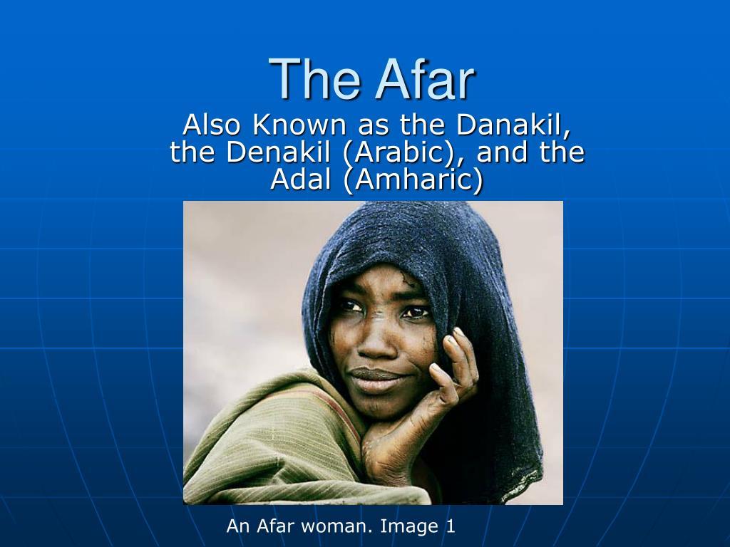 The Afar