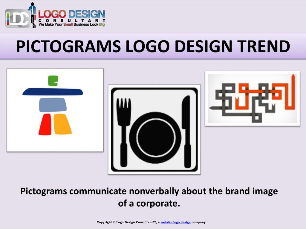 PICTOGRAMS LOGO DESIGN TREND