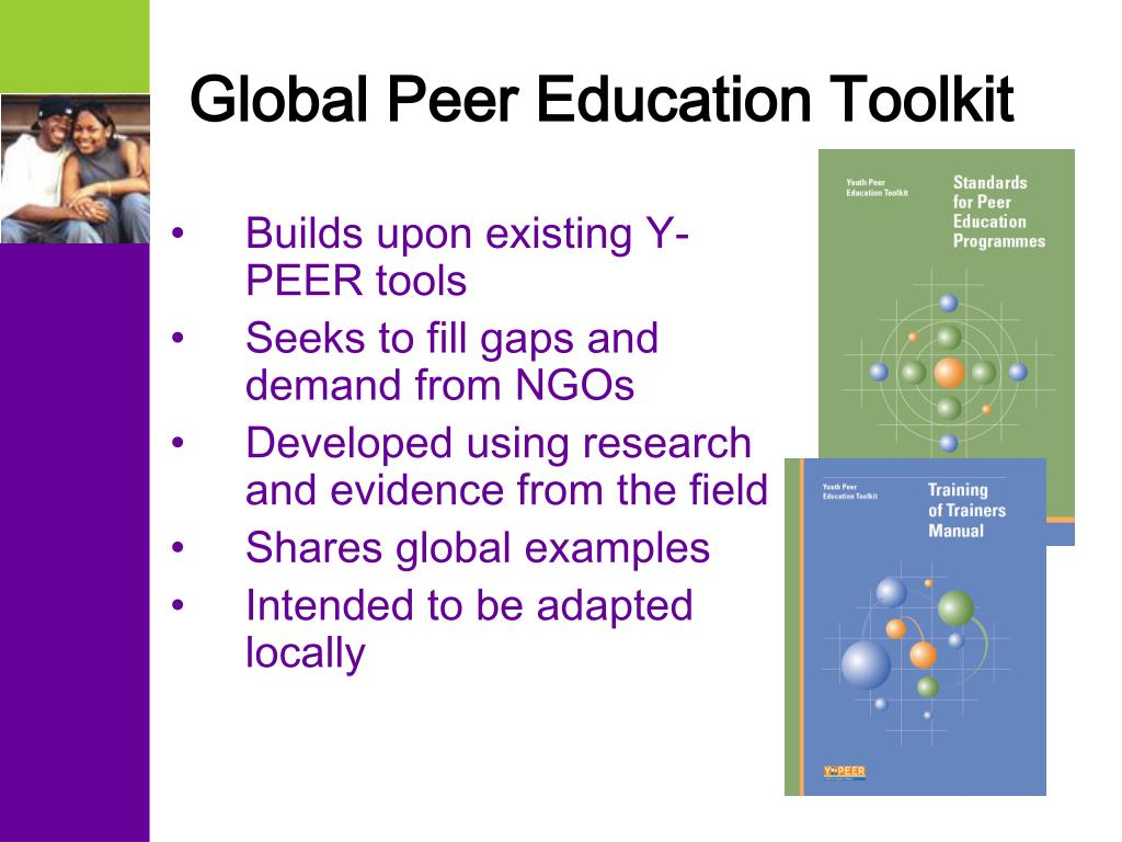 Global Peer Education Toolkit