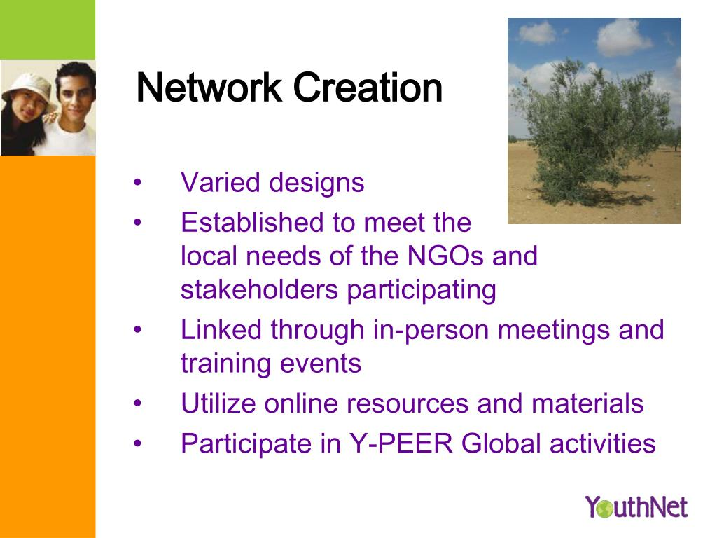 Network Creation