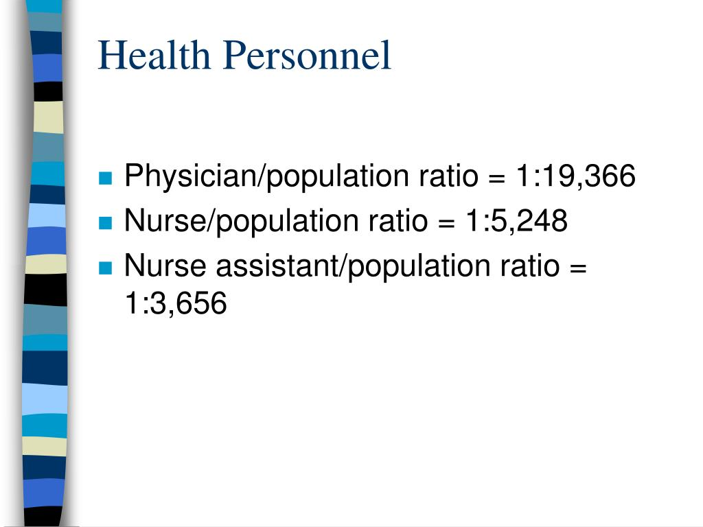 Health Personnel