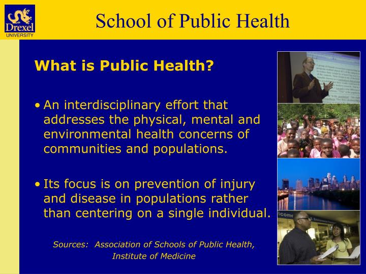 School of Public Health