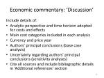 economic commentary discussion1