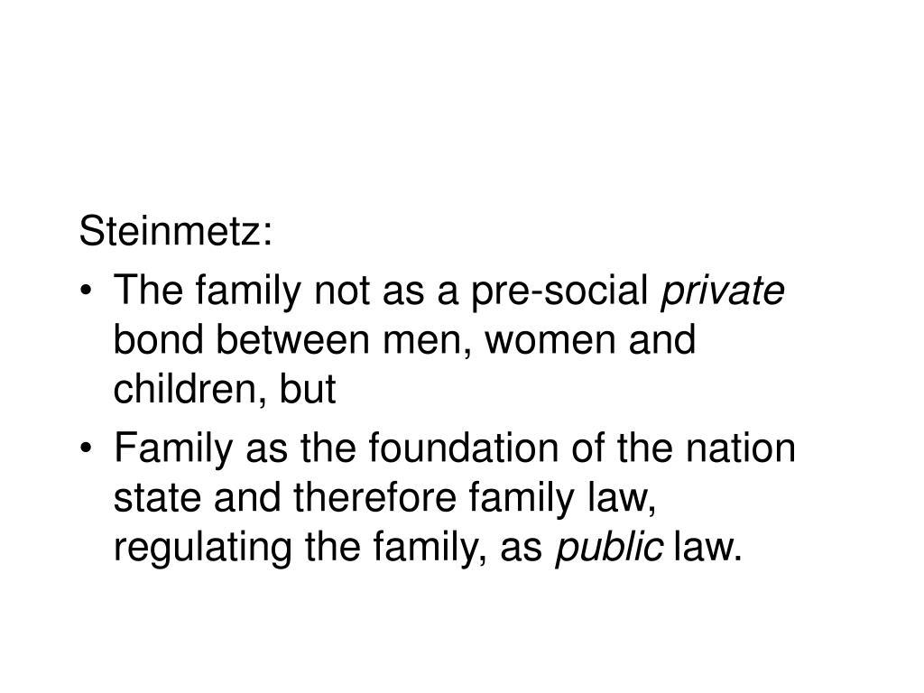 Steinmetz:
