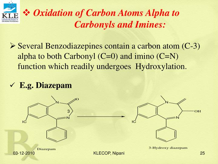Oxidation of Carbon Atoms Alpha to