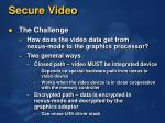 secure video2