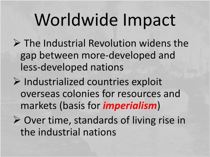 Worldwide Impact