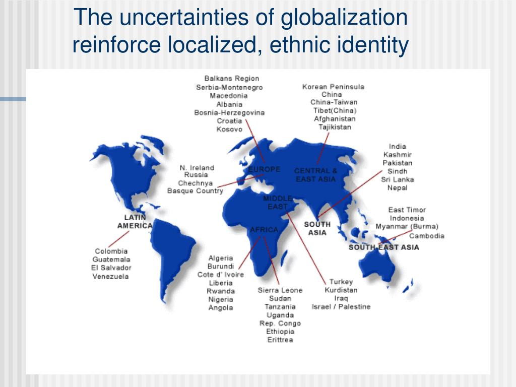 The uncertainties of globalization