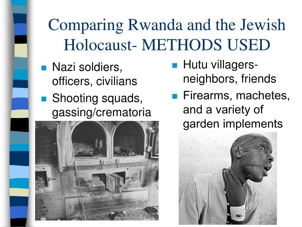 Nazi soldiers, officers, civilians