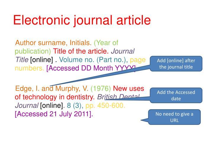 PPT - UWE Bristol Harvard referencing at UWE PowerPoint Presentation - ID:1137966