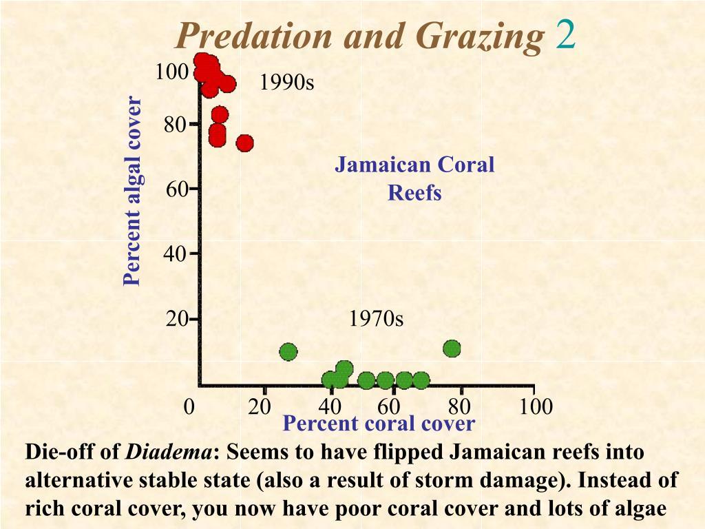 Predation and Grazing