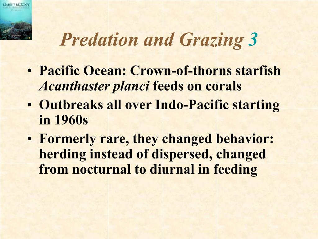 Predation and Grazing