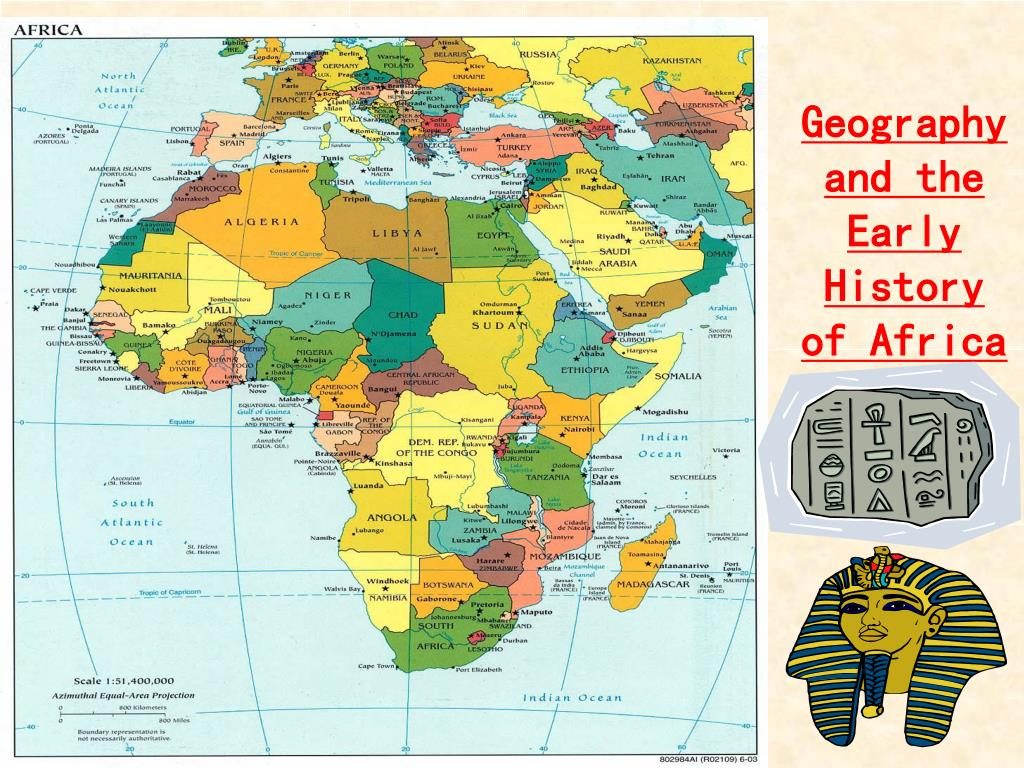 Geography and the Early History of Africa
