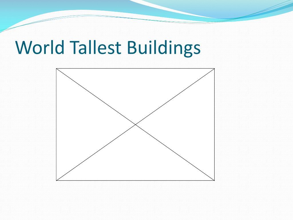 World Tallest Buildings