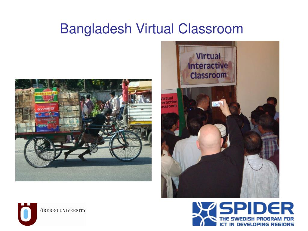 Bangladesh Virtual Classroom