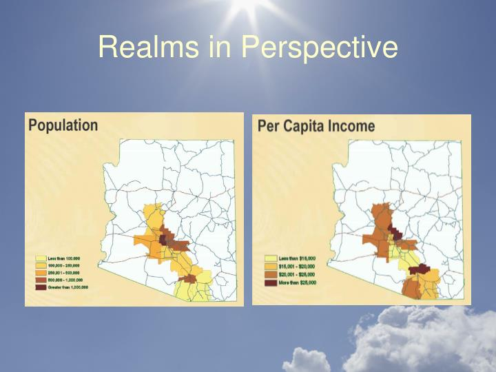 Realms in Perspective