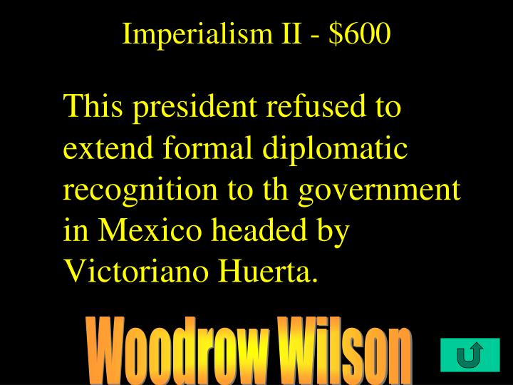 Imperialism II - $600