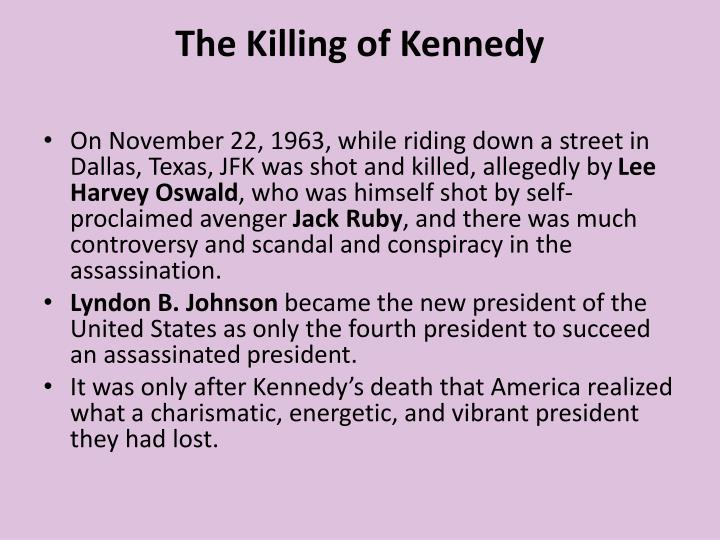 The Killing of Kennedy
