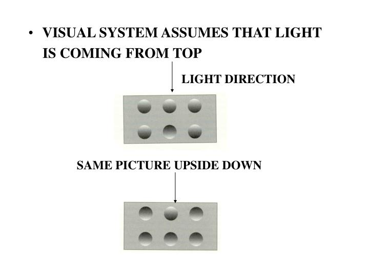 LIGHT DIRECTION