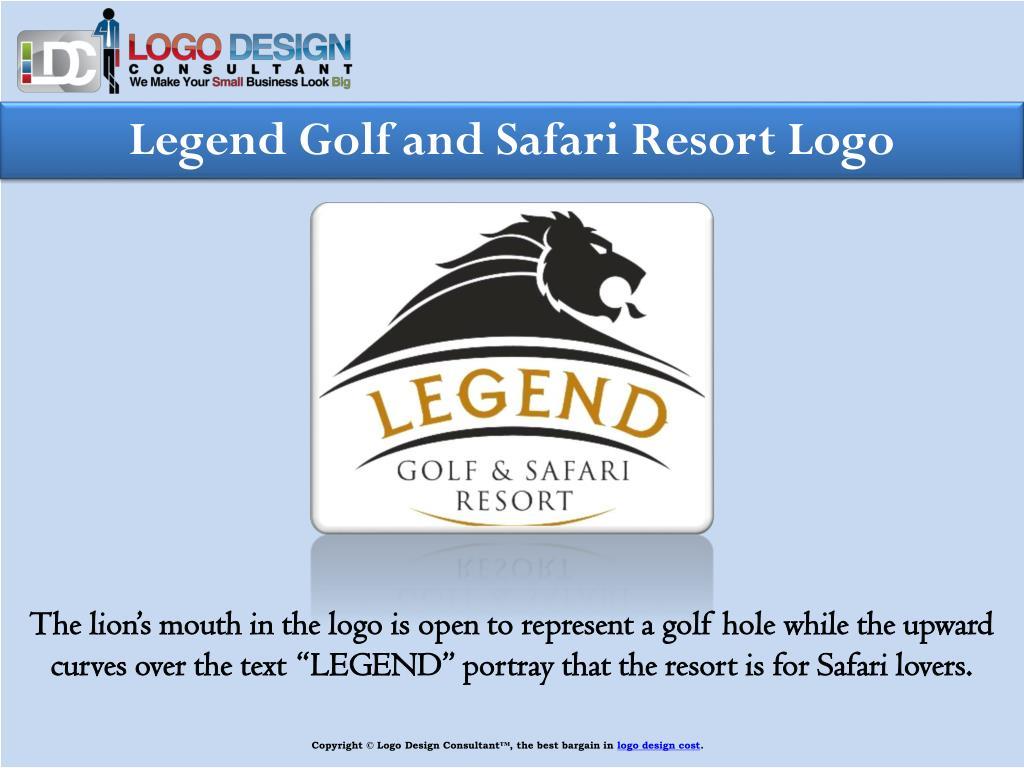 Legend Golf and Safari Resort Logo
