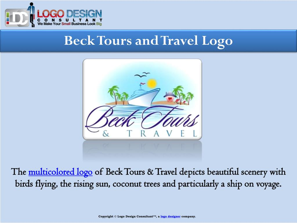 Beck Tours and Travel Logo