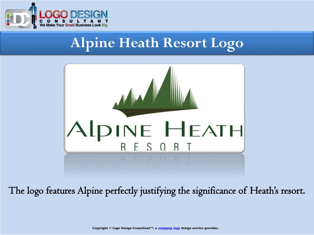 Alpine Heath Resort Logo