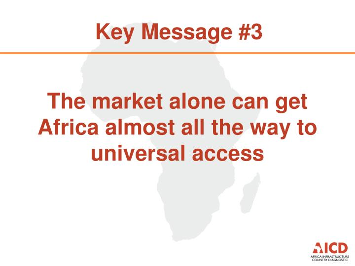 Key Message #3