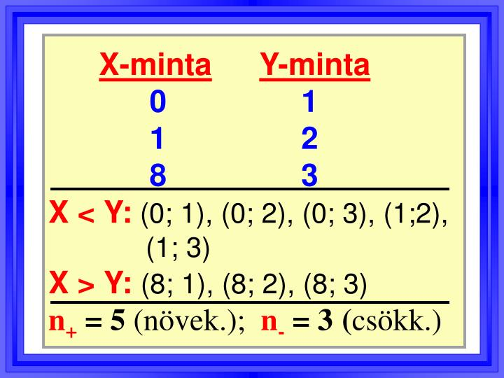 X-minta