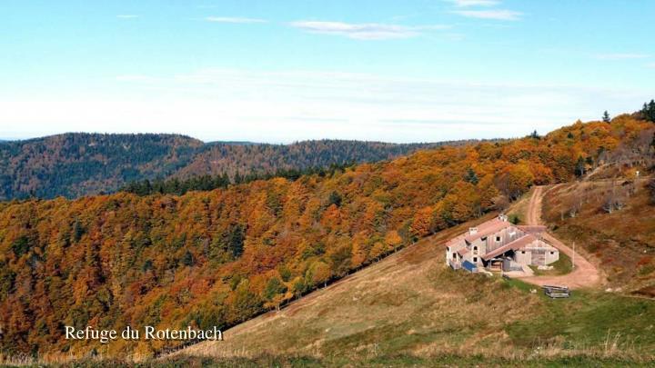 Refuge du Rotenbach