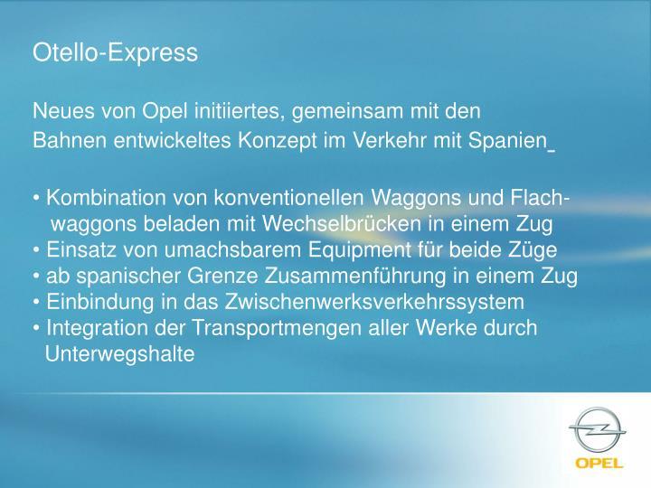 Otello-Express