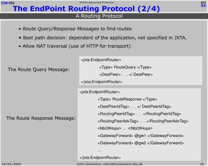 <jxta:EndpointRouter>