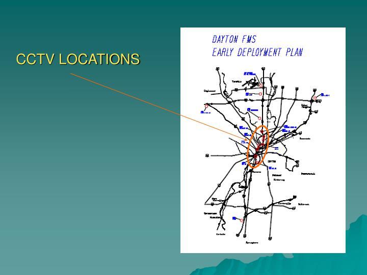 CCTV LOCATIONS