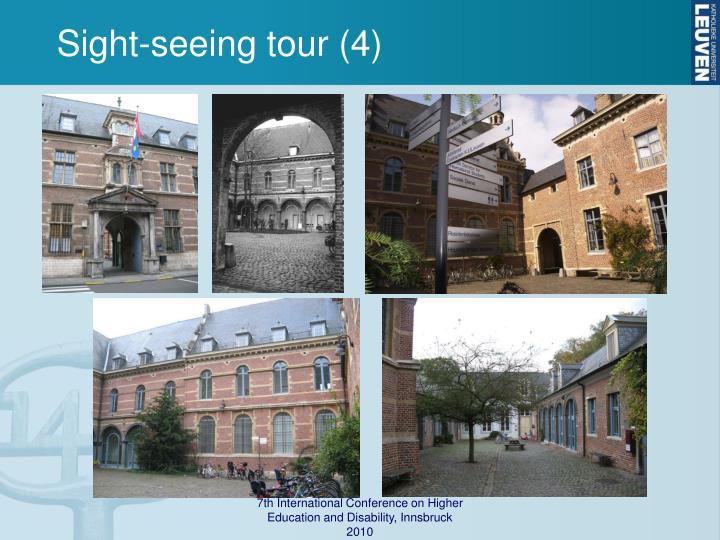 Sight-seeing tour (4)