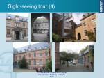 sight seeing tour 4