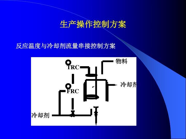 生产操作控制方案