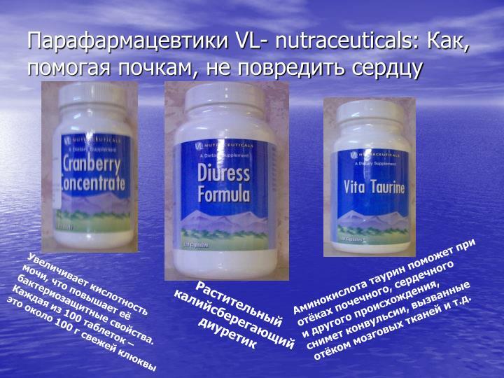 Парафармацевтики