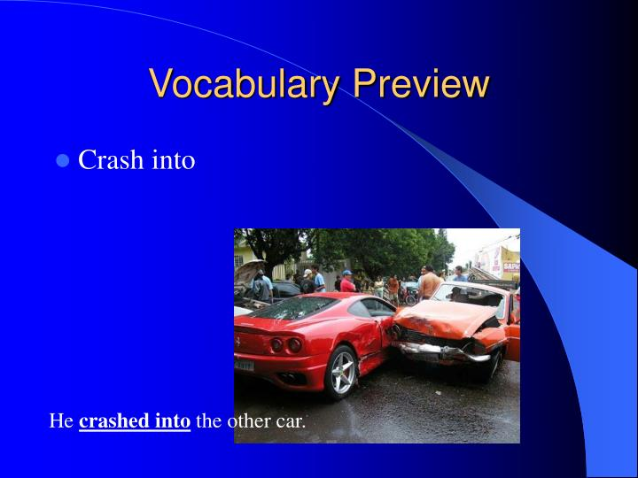 Vocabulary preview1