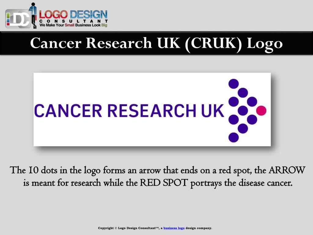 Cancer Research UK (CRUK) Logo